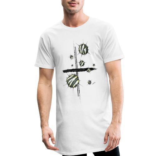 Animal inside - Männer Urban Longshirt