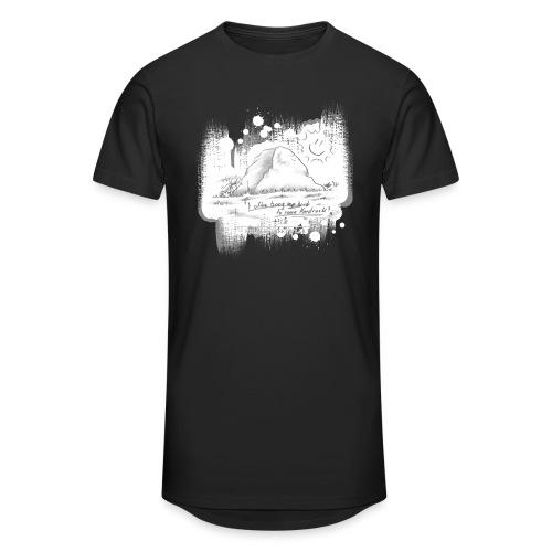 Listen to Hardrock - Männer Urban Longshirt
