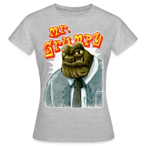 Mr Grumpy - Women's T-Shirt