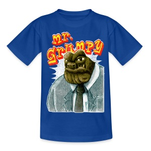 Mr Grumpy - Kids' T-Shirt