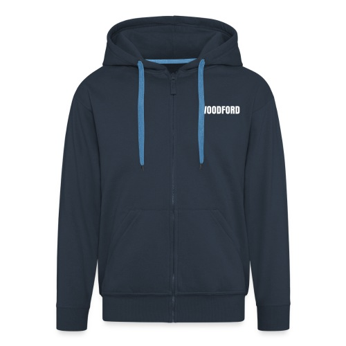 ROPES TOWER HOODIE - Men's Premium Hooded Jacket