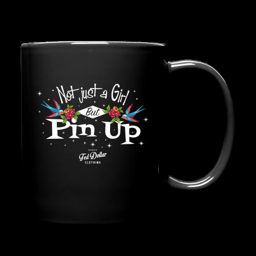 Not Just a Girl but Pin Up - Mug uni
