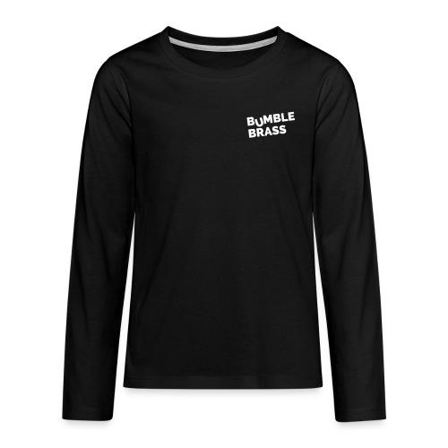 BB_Langarm - Teenager Premium Langarmshirt