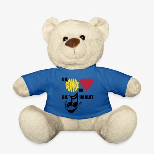 Die Sonne - SUTO Teddybär - Teddy