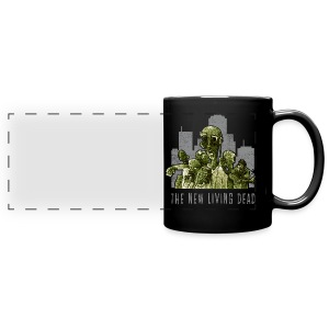 the new living dead - Full Color Panoramic Mug