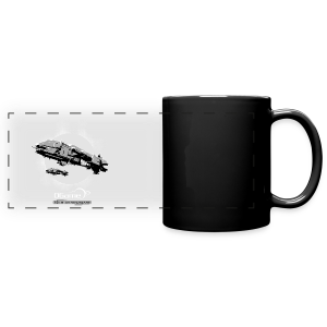 OGame Panoramic Mug - 15th anniversary - Full Color Panoramic Mug