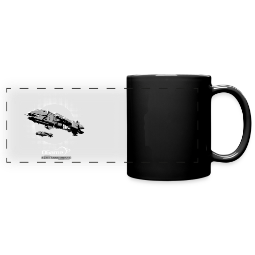 OGame Panoramic Mug - 15th anniversary - Full Color Panoramic Mug