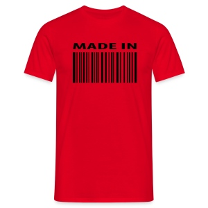 Made In. - Men's T-Shirt