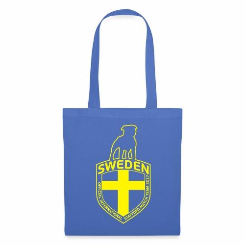 SWE ISM TEAM 2017 BAG - Tygväska