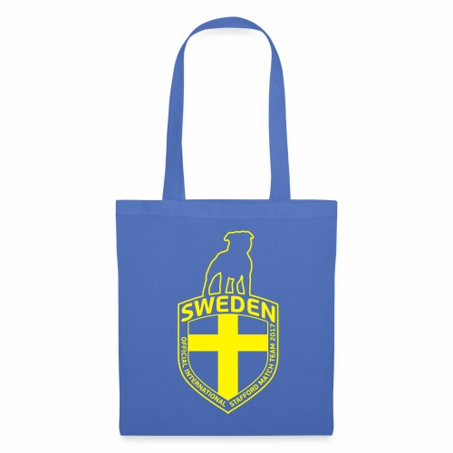 SWE ISM TEAM 2017 BAG - Tygväska