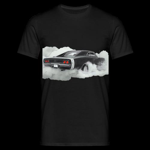 thundering dodge - Mannen T-shirt