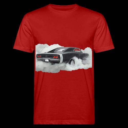 thundering dodge - Mannen Bio-T-shirt