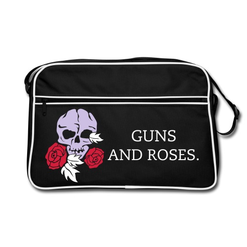the guns and roses collection: bag - Retro Bag
