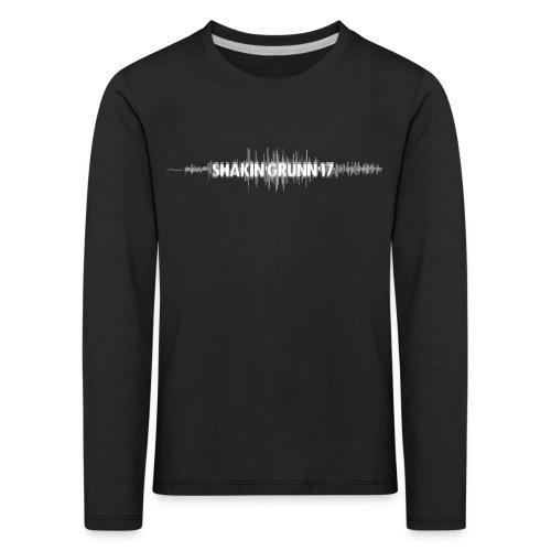 Kinder shirt lange mouw / voor&achter 98-140 Met welke kleur maak jij de beste moves? - Kinderen Premium shirt met lange mouwen