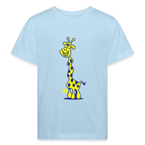 Giraffe - Kids' Organic T-Shirt