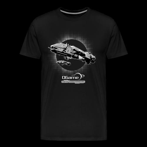 OGame Men´s Premium T-Shirt - 15th anniversary - Men's Premium T-Shirt
