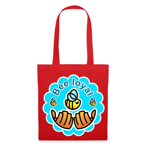 Save the Bees Stofftasche - Stoffbeutel