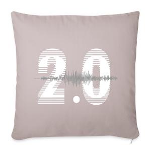 Shakin Pillow 2.0 - After you've been shaken - Sierkussenhoes, 44 x 44 cm