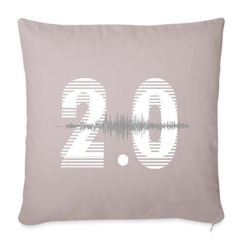 Shakin Pillow 2.0 - After you've been shaken - Sierkussenhoes, 45 x 45 cm