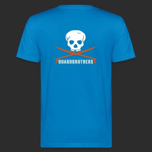 Brothers Classic-T - Männer Bio-T-Shirt
