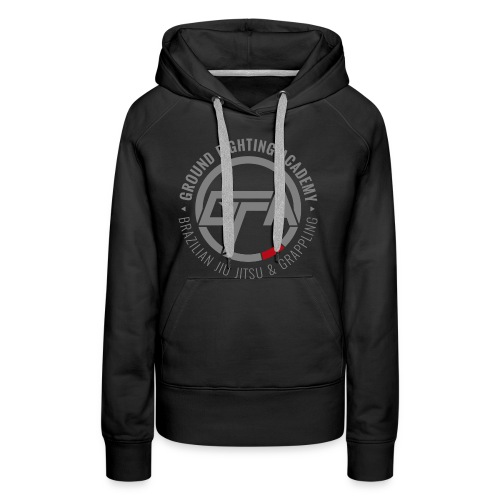 GFA dames hoodie zwart - Vrouwen Premium hoodie