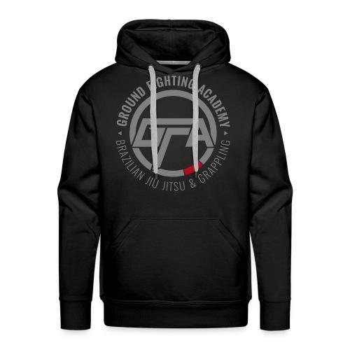 GFA heren hoodie zwart - Mannen Premium hoodie