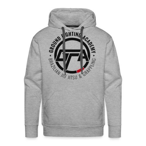 GFA heren hoodie grijs - Mannen Premium hoodie