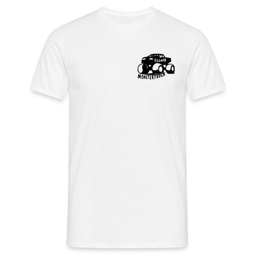 T-shirt Standard BLANC pour Homme - T-shirt Homme