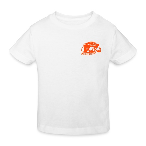 T-shirt BLANC Enfant - T-shirt bio Enfant
