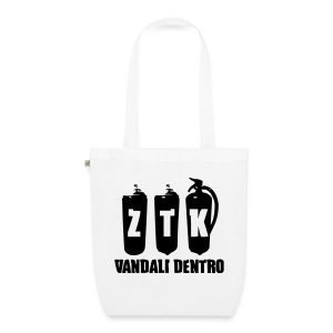 ZTK Spray-Extinguisher Organic Bag - EarthPositive Tote Bag