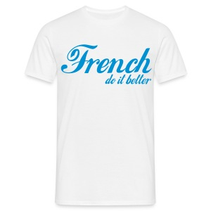 French! - T-shirt Homme