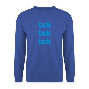 sweat homme tck tck tck - Sweat-shirt Homme