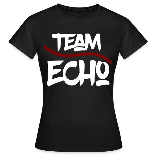 Team Echo Crew Shirt (Frauen) - Women's T-Shirt