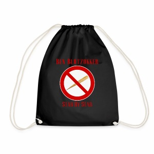 Gym Bag (Stab by Stab) - Turnbeutel