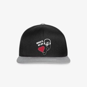 Music - SUTO Snapback Cap - Snapback Cap