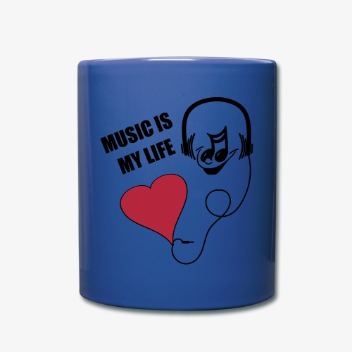 Music - SUTO Tasse - Tasse einfarbig