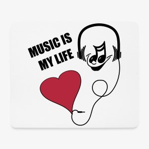 Music - SUTO Mousepad - Mousepad (Querformat)