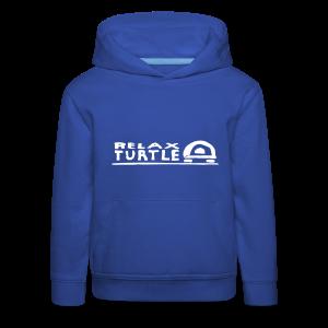 Relax Turtle - Kinder Premium Hoodie