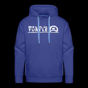Relax Turtle - Männer Premium Hoodie