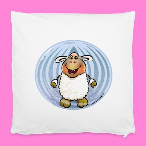 Halloween Sheep Pillow - Kussensloop 40 x 40 cm