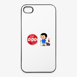 Coque rigide iPhone 4/4s Cap 10.000 Japon - Coque rigide iPhone 4/4s