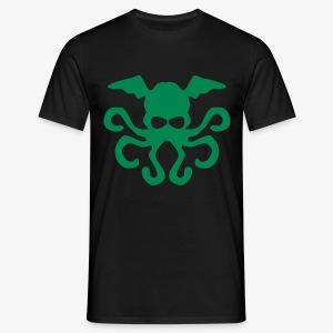 Cthulhu - T-skjorte for menn