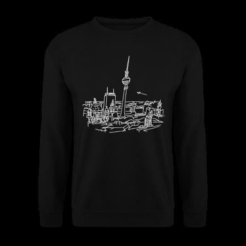 Berlin Panorama  - Männer Pullover