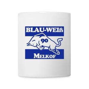 Blau-Weiß Tasse! - Tasse
