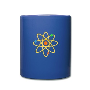 Atom - Full Colour Mug