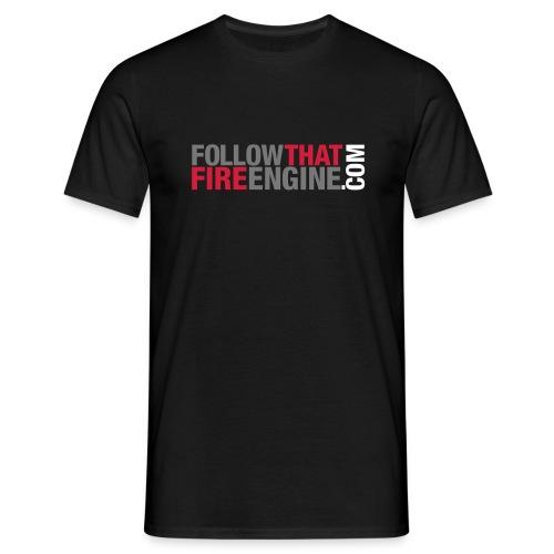 FTFE Black Classic T-shirt - Men's T-Shirt