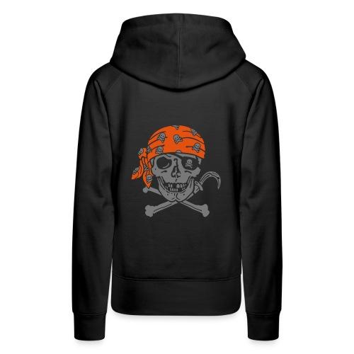 Pirate Hoody - Women's Premium Hoodie