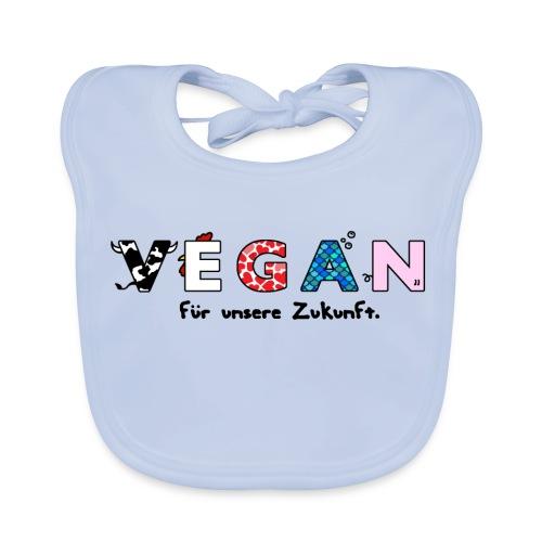 Bio-Latz - Vegan für unsere Zukunft - Baby Organic Bib