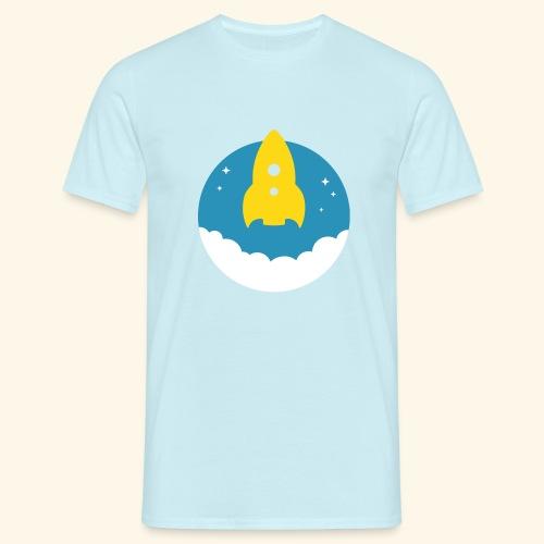 Rocket - Mannen T-shirt