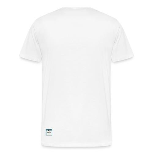 tullavgift - Premium-T-shirt herr